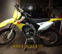 Till salu Suzuki rmz 450 2011